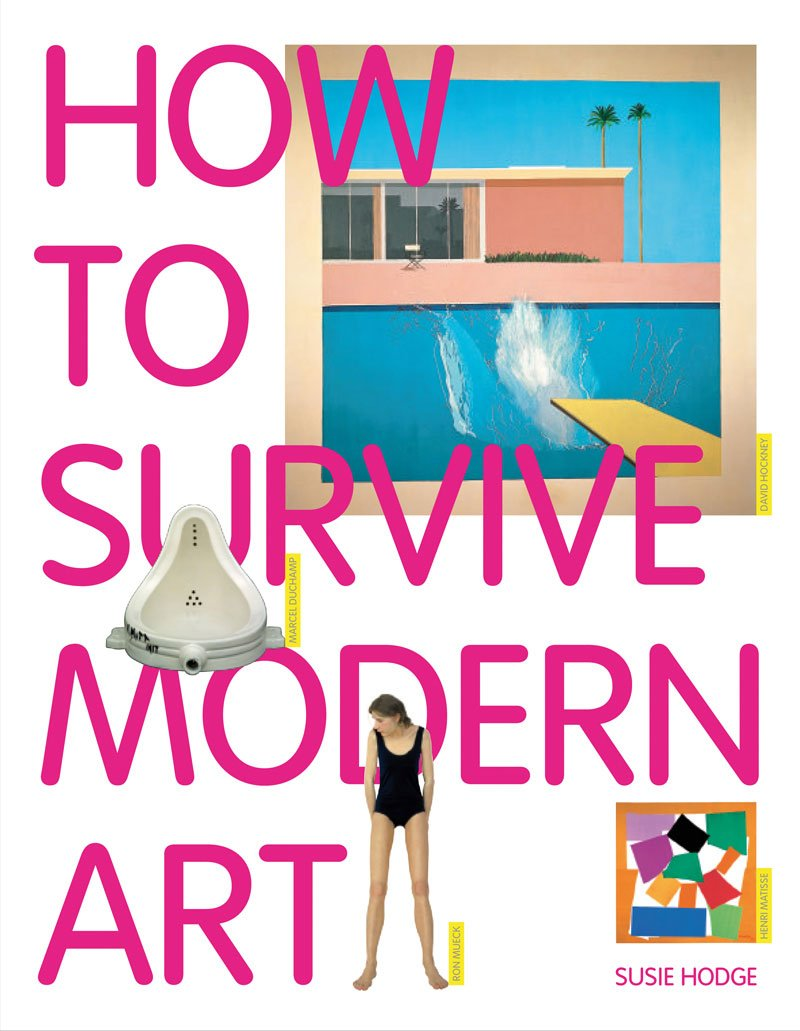 Read Online How to Survive Modern Art pdf