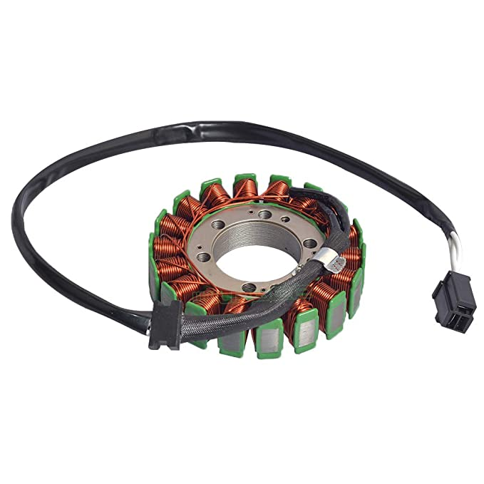 KLE650 Versys 650 2007-2016 WildBee Engine Stator Coil Magneto Compatible for 21003-0042 ER-6F EX650 Ninja 650 2006-2011