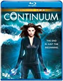 Continuum: Season Two [Blu-ray] [Import]