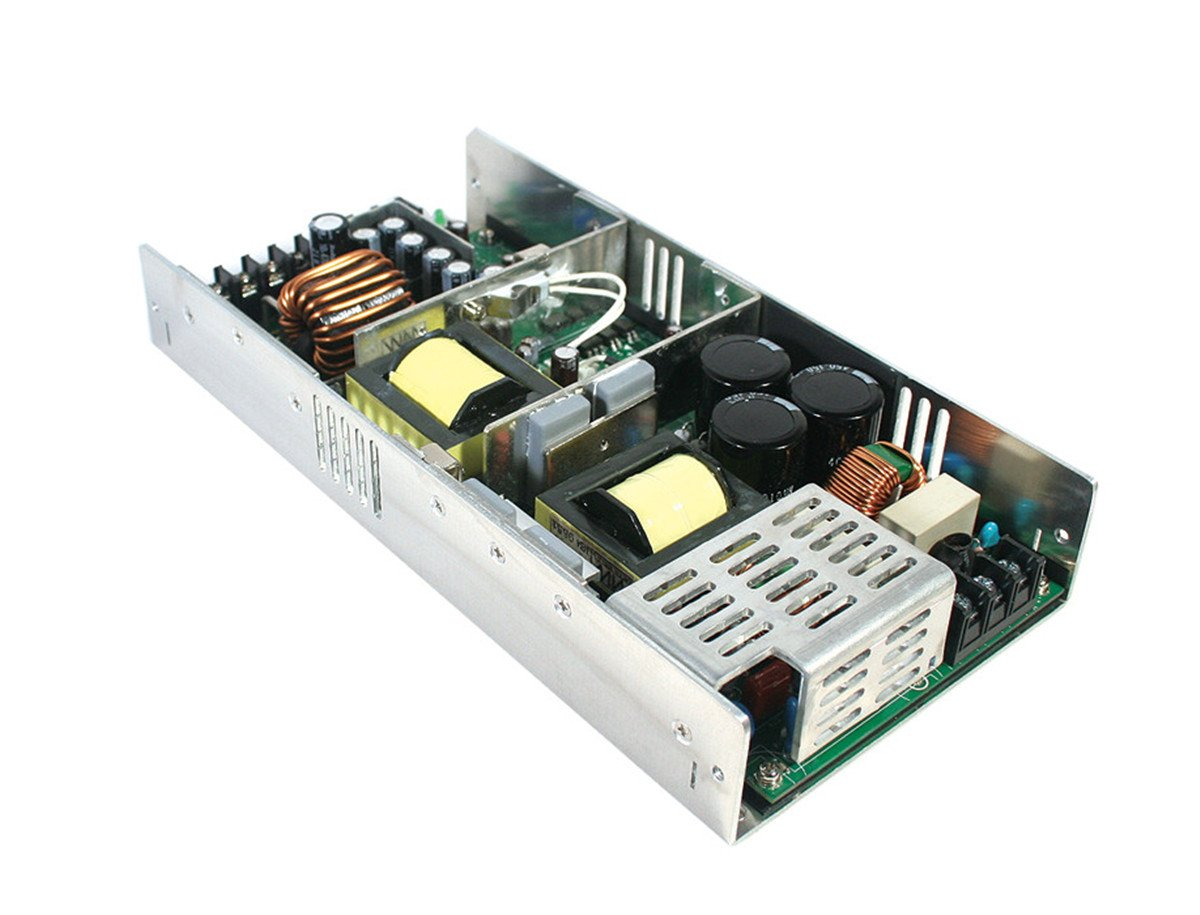 Mean Well Original USP-500-24 U-Bracket Switching Power Supplies 24V 21A
