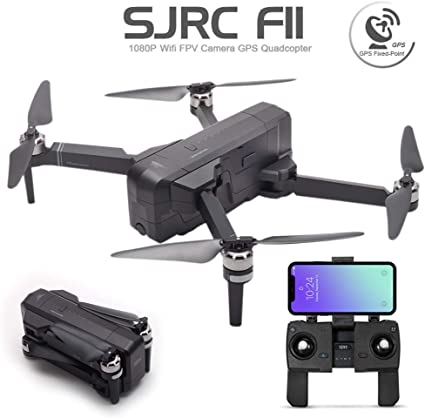 Blomiky F11 Radio Control Remote Control Transmitter for SJRC F11 F24 and F11 F24 Pro GPS RC Quadcopter Drone F11 Remote