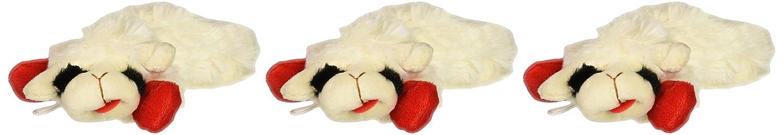 "CDM product Bulk Buy: Multipet (3-Pack) Lamb Chop 6"" Toy MP48371 big image"