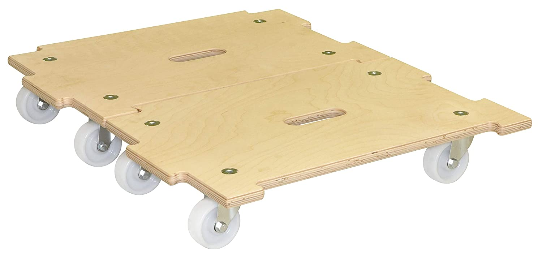 Transportroller Connect 59x39cm bis 250kg Rollbrett
