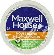 Maxwell House House Blend Coffee Keurig K-Cup Pods, 72 Pods (6 Boxes of 12 Pods)