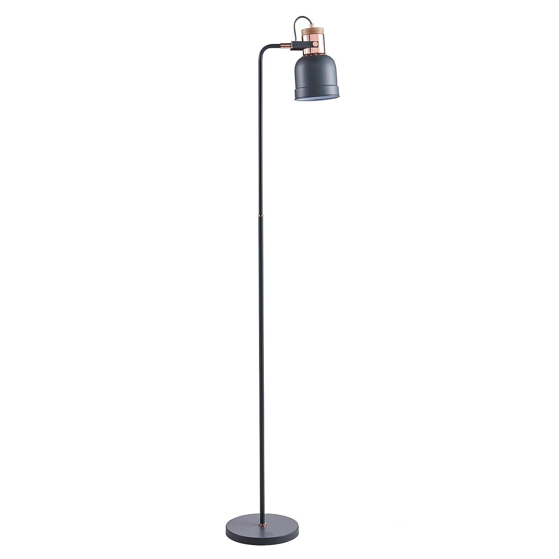 Versanora Monopod LED Standard Stehlampe Kohle Modern Lighting VN-L00040-EU