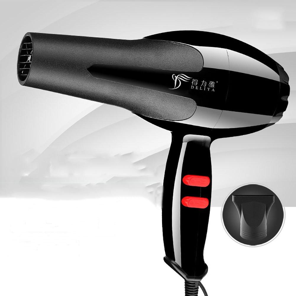 Detong Mini 1600 W secador de pelo de viaje pequeño: Amazon ...