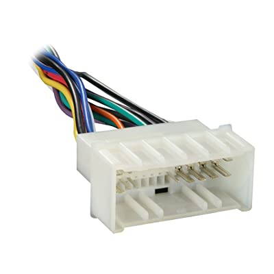 Metra 70-1004 Radio Wiring Harness for 04-Up Kia/06-Up Hyndai: Car Electronics
