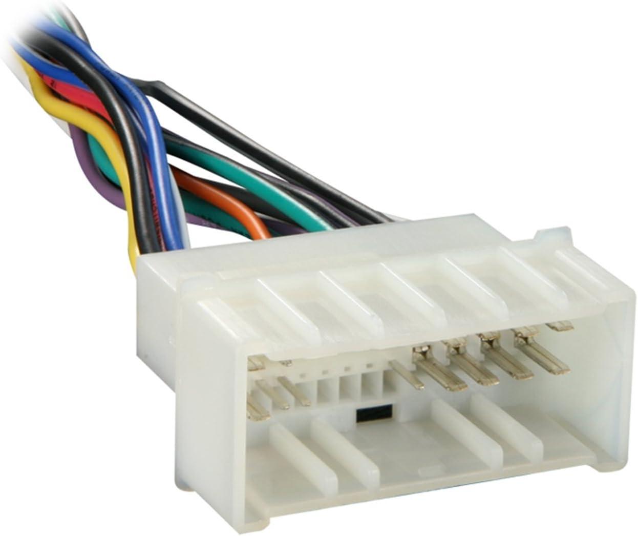 Amazon.com: Metra 70-1004 Radio Wiring Harness for 04-Up Kia/06-Up Hyndai:  Car ElectronicsAmazon.com