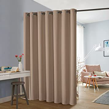 Amazoncom Pony Dance Room Divider Curtain Extra Wide Blackout