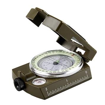 08ea8f7b09 コンパス 方位磁石 方位磁針 高精度コンパス オイルコンパス 軍用コンパス ミリタリーコンパス 蓄光 折り畳み