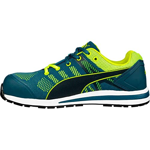 Jaune 1 Paire PUMA Safety Elevate Knit Green Low 643170 43