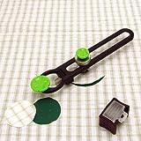 NT Cutter Fabric Circle Cutter, 1-3/16 Inches