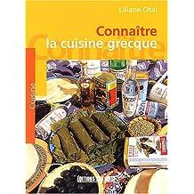 Connaître la Cuisine Grecque