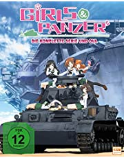 Girls & Panzer - Episode 01-04 (im Sammelschuber) [Limited Edition](Blu-ray)