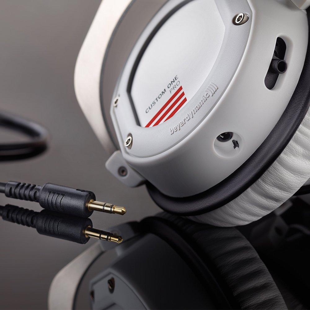 Beyerdynamic Custom One Pro - Auriculares de diadema cerrados, blanco: Amazon.es: Electrónica