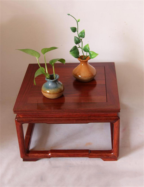 KKCF 木製植物のポットのディスプレイスタンド花のポットの台座スタンド花のポットに適した花瓶のベース花瓶の魚のタンク装飾品のすべての種類 (サイズ さいず : 25*25*16cm) B07KCV84Y6   25*25*16cm