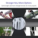 Cable Zip Ties Heavy Duty 8 Inch, Ultra Strong