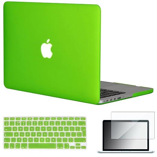 """10 opinioni per Topideal Custodia rigida 3 in 1 da 13.3"""" per MacBook Pro da 13"""" con display"""