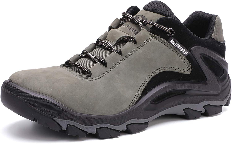 DRKA Men's Waterproof Hiking Shoes