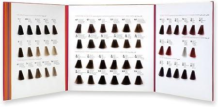 Glossco Coloración 100 ml, Color 01 M/Plata, Platino, Único