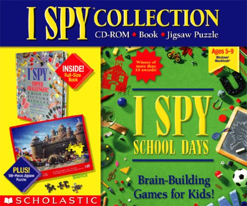 I Spy Collection - PC/Mac