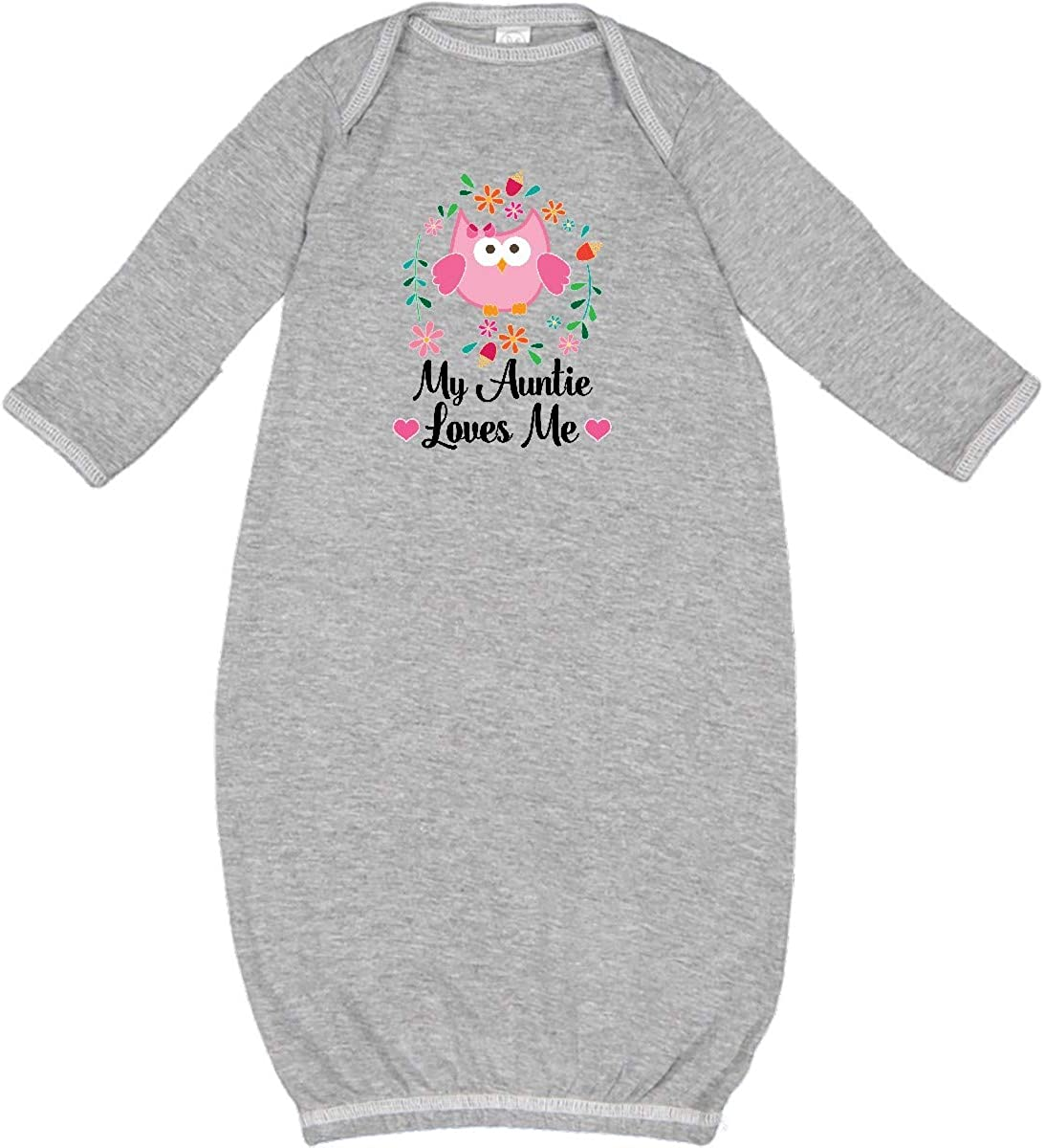 inktastic My Auntie Loves Me Nephew Gift Toddler T-Shirt