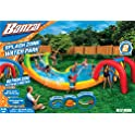 Banzai Splash Zone Water Park (Outdoor Aqua Splash Slide)