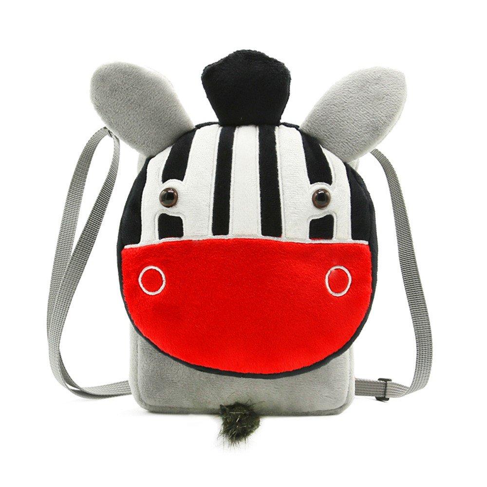 Beauty-Luo Borsa a tracolla per bambini borsetta Mini borse a tracolla - zaino bambino elementari - cartella unisex per elementari e medie - (B)