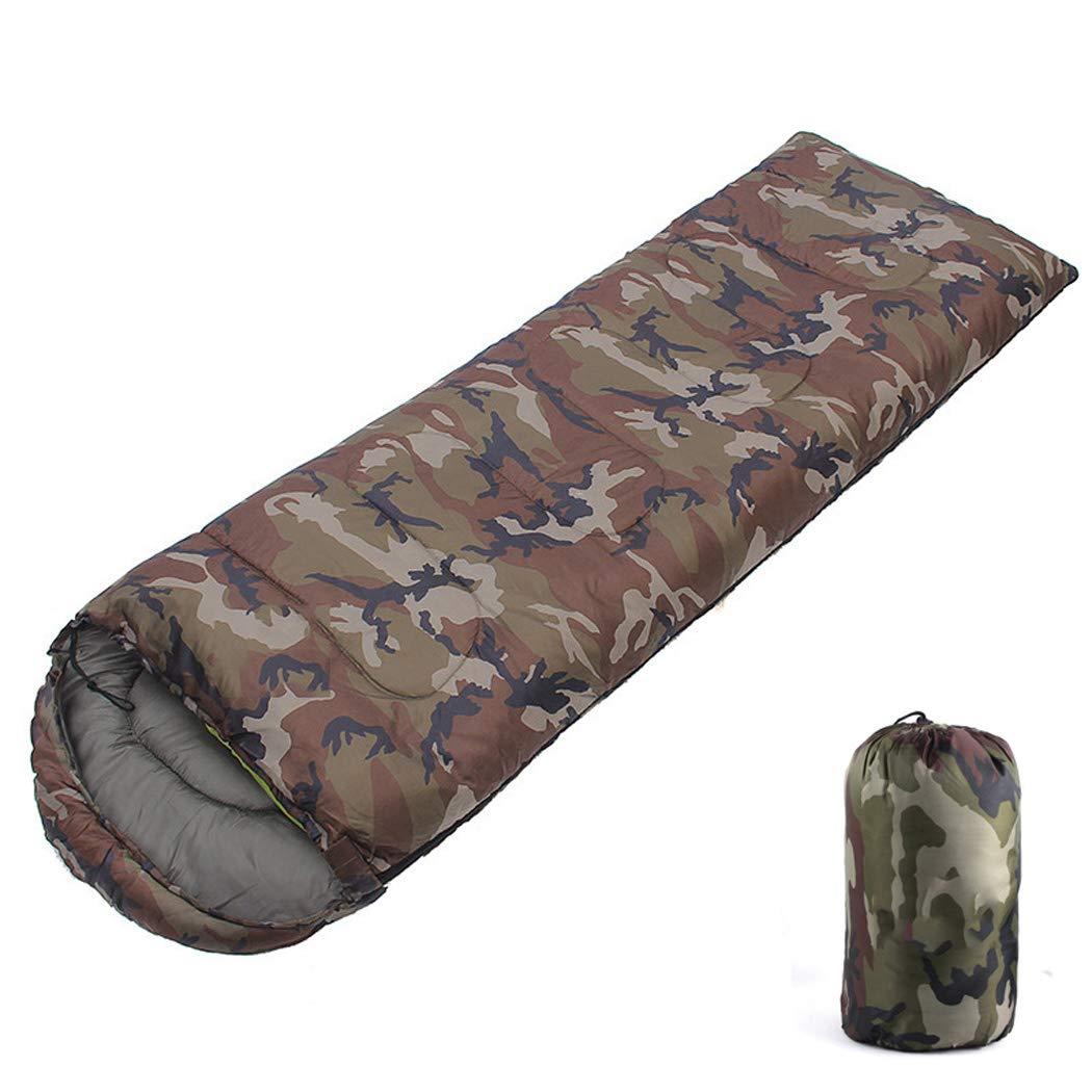 Jungle 1.6KG GaHpp Sac de Couchage,Sacs de Couchage légers de qualité supérieure pour Adultes,Sacs de Couchage d'été pour Le Camping randonnée en Plein air