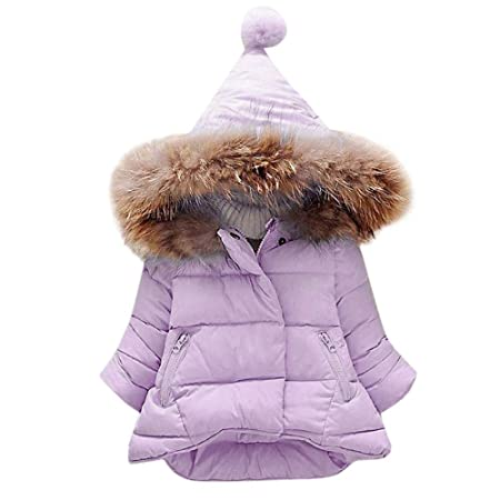 dc0e8af05 Amazon.com  Kintaz Toddler Baby Kids Girls Boys Down Jacket Coat ...