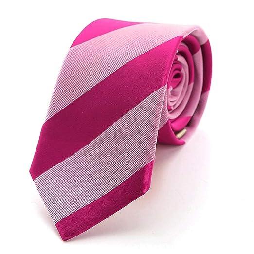 TIE LSJ Shop Corbata de Traje, Corbata de Hombre, Corbata de Boda ...