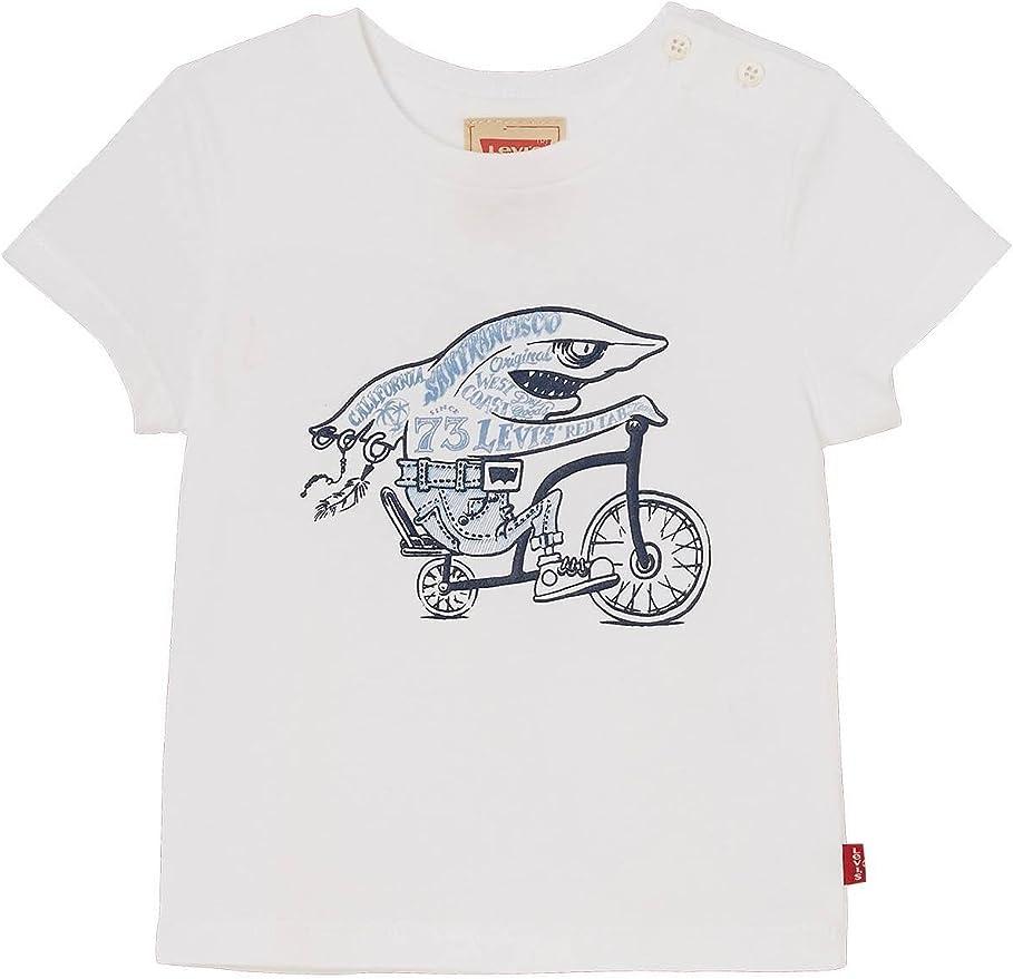 Levis Camiseta Mike Blanca 3M Blanco: Amazon.es: Ropa y accesorios