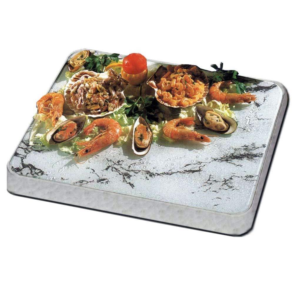 3C® crystalcoldceramic - Placa Fría para Aparador o Mesa - 53 x 32,5 ...