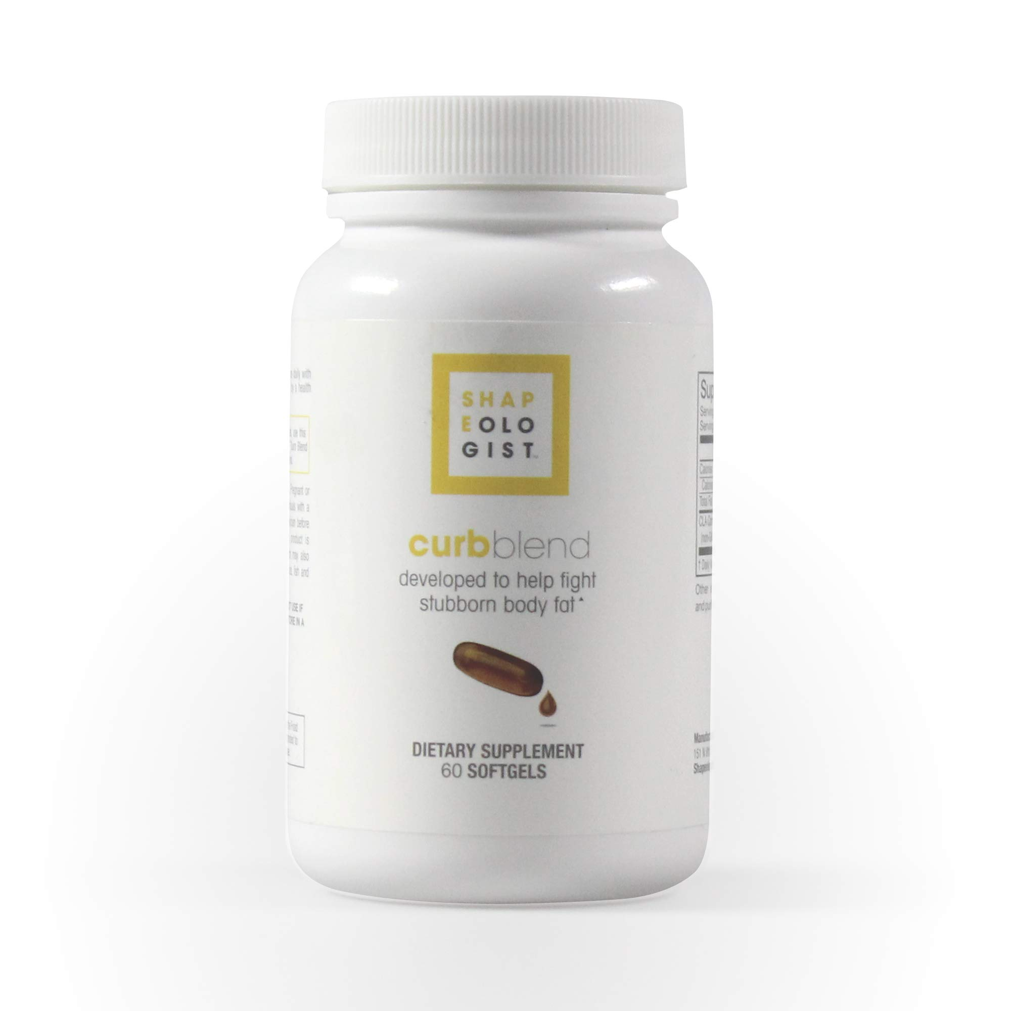 Shapeologist Nutrition Curb Blend Weight Loss Aid