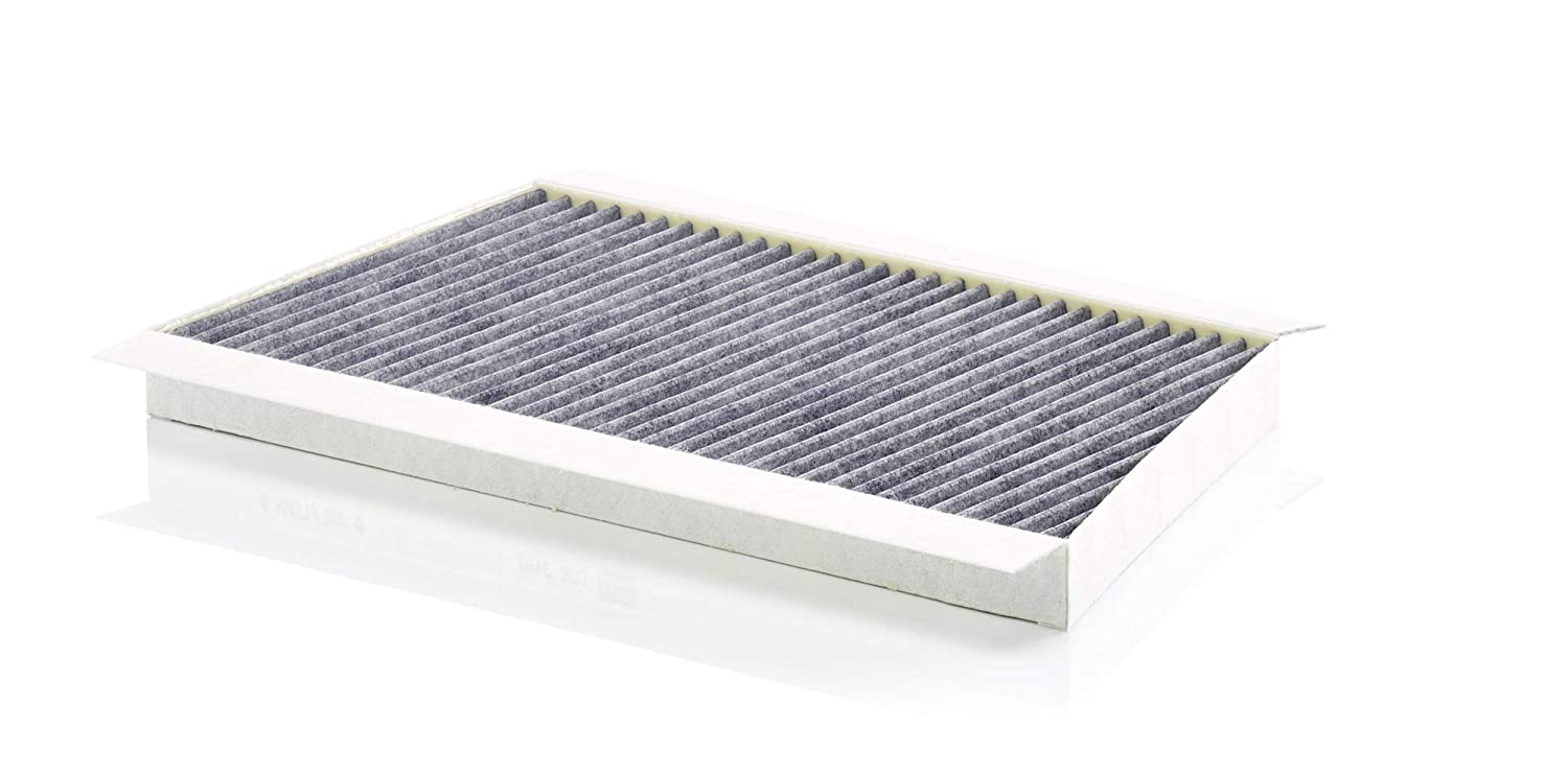 Mann-Filter CUK 3461 Cabin Filter With Activated Charcoal for select Mercedes-Benz models