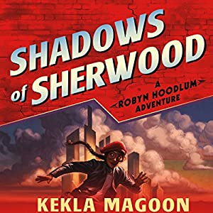 Shadows of Sherwood Audiobook
