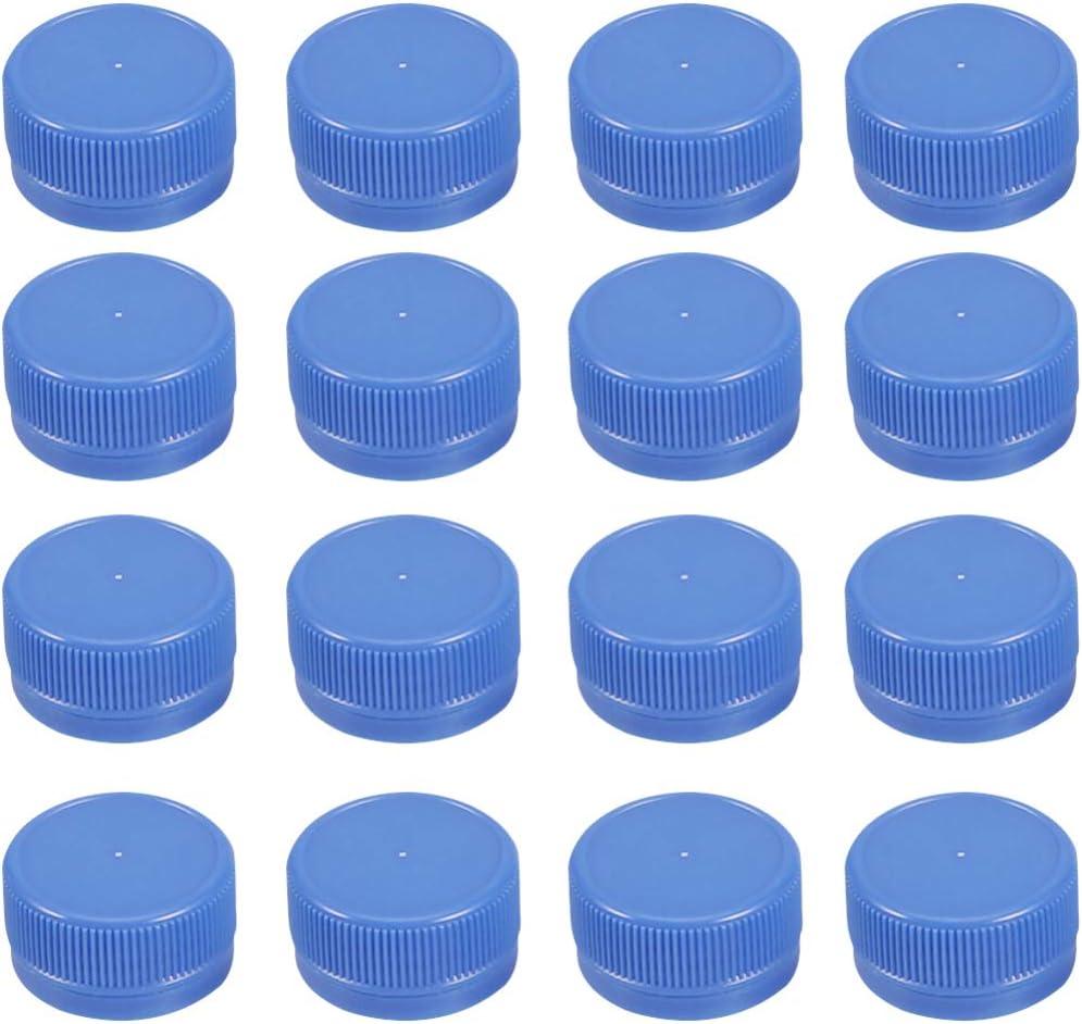 Amarillo Healifty 100Pcs Tapas de Botellas de Pl/ástico Diy Craft Tapas de Botellas de Protecci/ón Del Medio Ambiente para Ni/ños Desarrollo de Inteligencia Palos de Jard/ín de Infantes