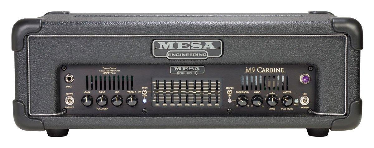 Mesa Boogie M9 Carbine Classic · Cabezal bajo: Amazon.es: Instrumentos musicales