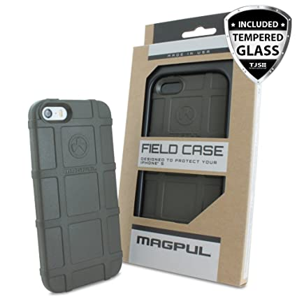 Amazon.com: Funda para iPhone SE, iPhone 5S/5, Magpul [campo ...