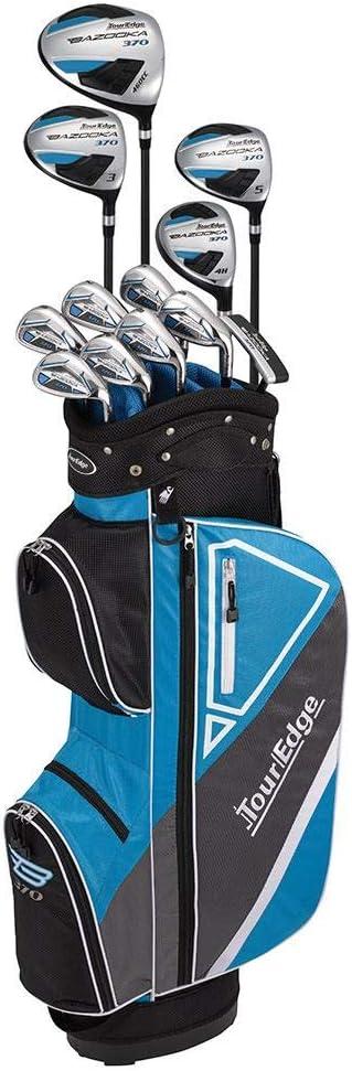 Tour Edge Bazooka 370 Complete Golf Set