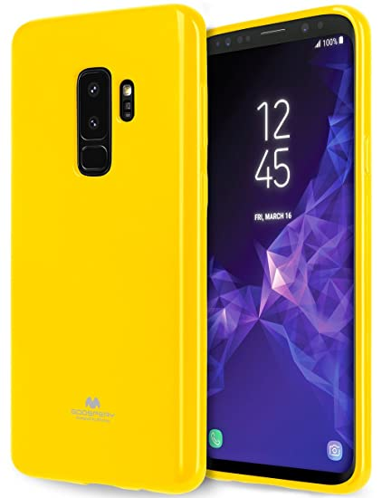 samsung s9 plus case yellow