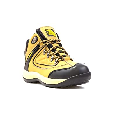 3aa0d3ba6e9 Earth Works Safety - EarthWorks Mens Honey Lace-Up Safety Boot
