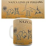 Nazca Lines Tea Coffee Quirky Novelty Mug