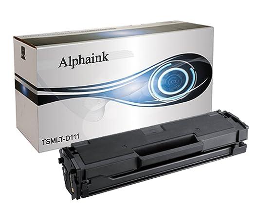 142 opinioni per Alphaink AI-MLT-D111S Toner compatibile per Samsung Xpress M2022, 1000 copie