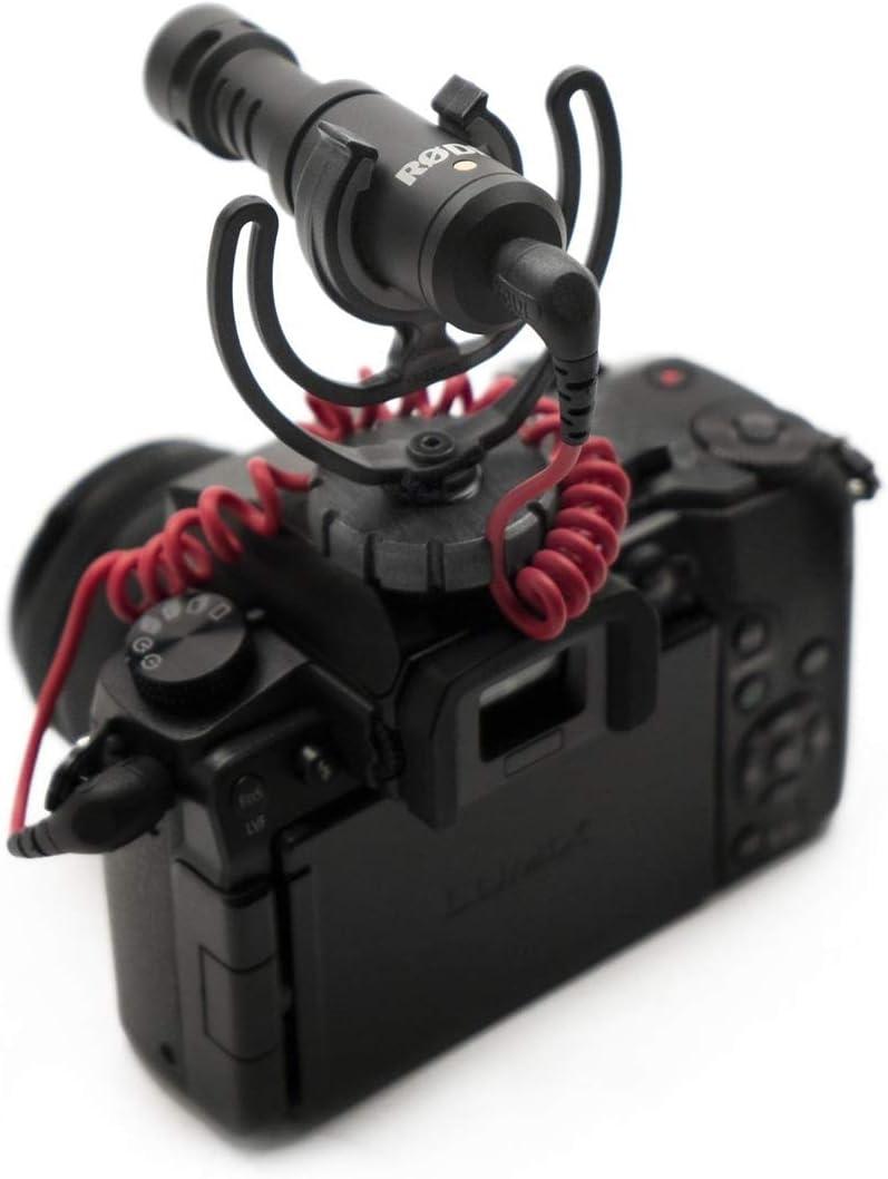 Rode Microphones VideoMicro - Micrófono para cámaras DSLR