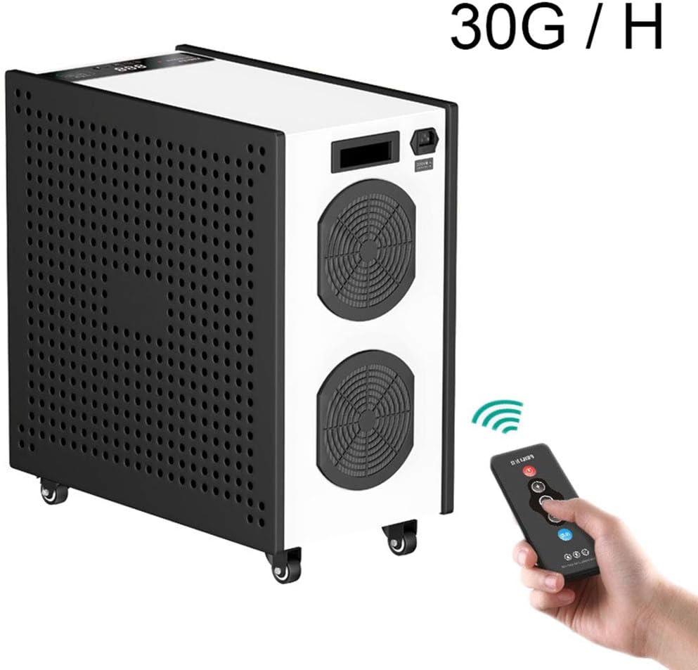 YALIXI Generador De Ozono 30G / H, Comercial Profesional ...