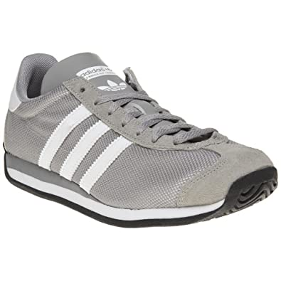 photos officielles 6a502 77e13 adidas Country Og Trainers Grey: Amazon.co.uk: Shoes & Bags