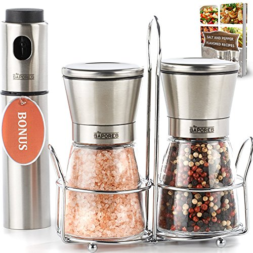 Sapores Shakers Matching Stainless Vinegar product image