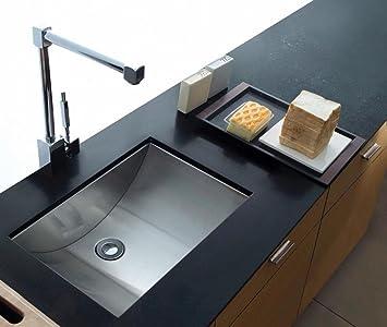 Cantrio Ms 012 Undermount Bathroom Sink 21 X 15 Inch Amazoncom