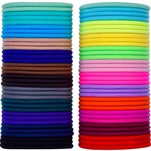 eBoot Pieces Hair Bands Elastic